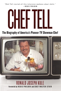Chef Tell hi-res cover